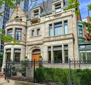 Chicago expensive house